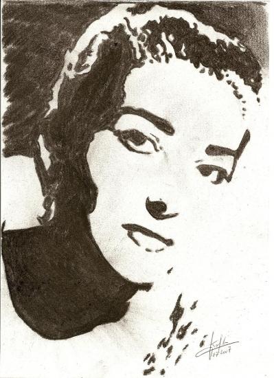 Maria Callas por malolo